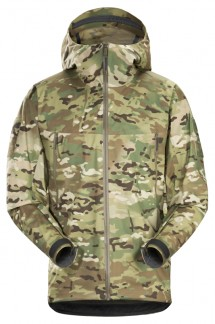 Arc'teryx Alpha LT Jacket Gen 2 MultiCam