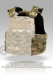 Cage Plate Carrier + Platebag