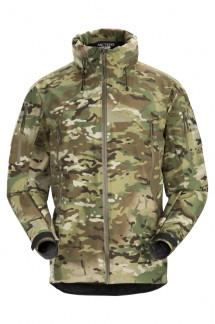 Arc'teryx Alpha Jacket Gen 2 MultiCam