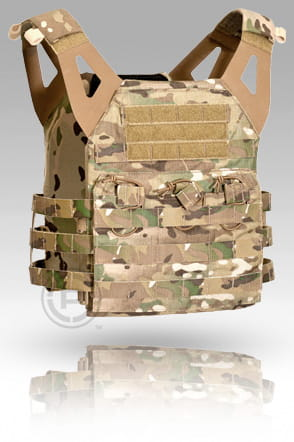 Jumpable Plate Carrier JPC